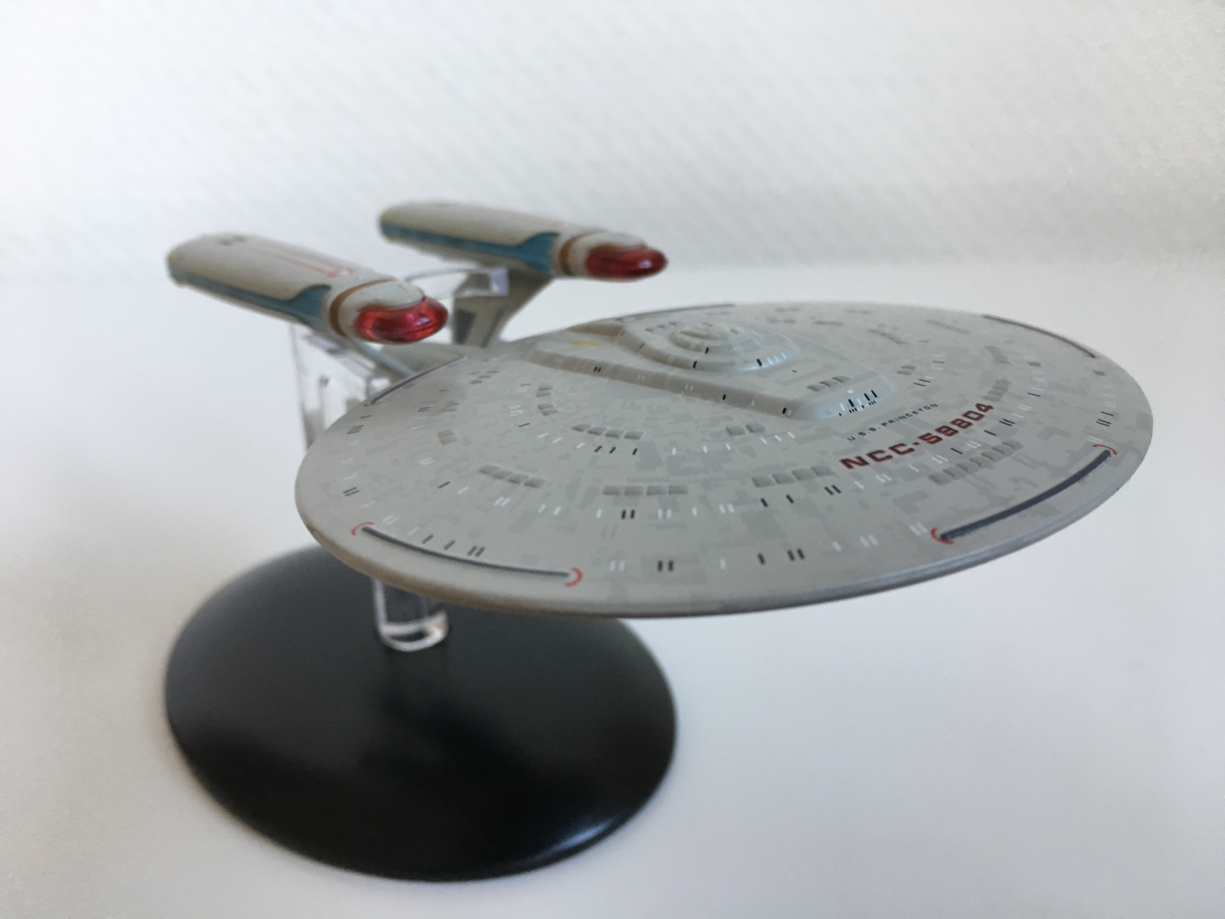 Die USS Princeton aus Star Trek: The Next Generation. Foto: Star Trek HD