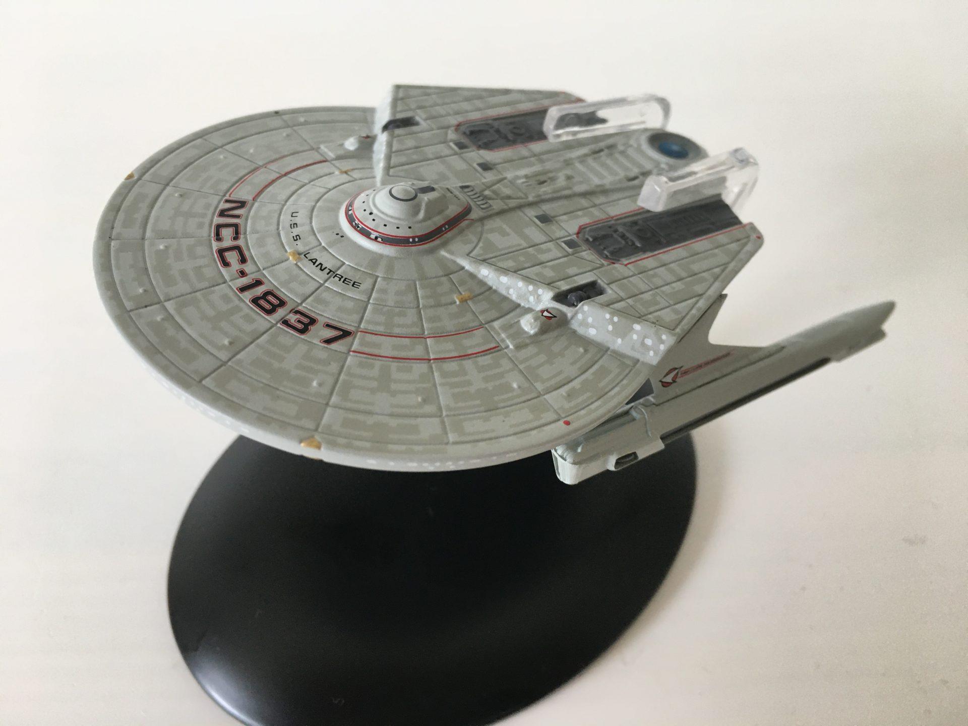 Die USS Lantree aus Star Trek: The Next Generation (Foto: Star Trek HD)