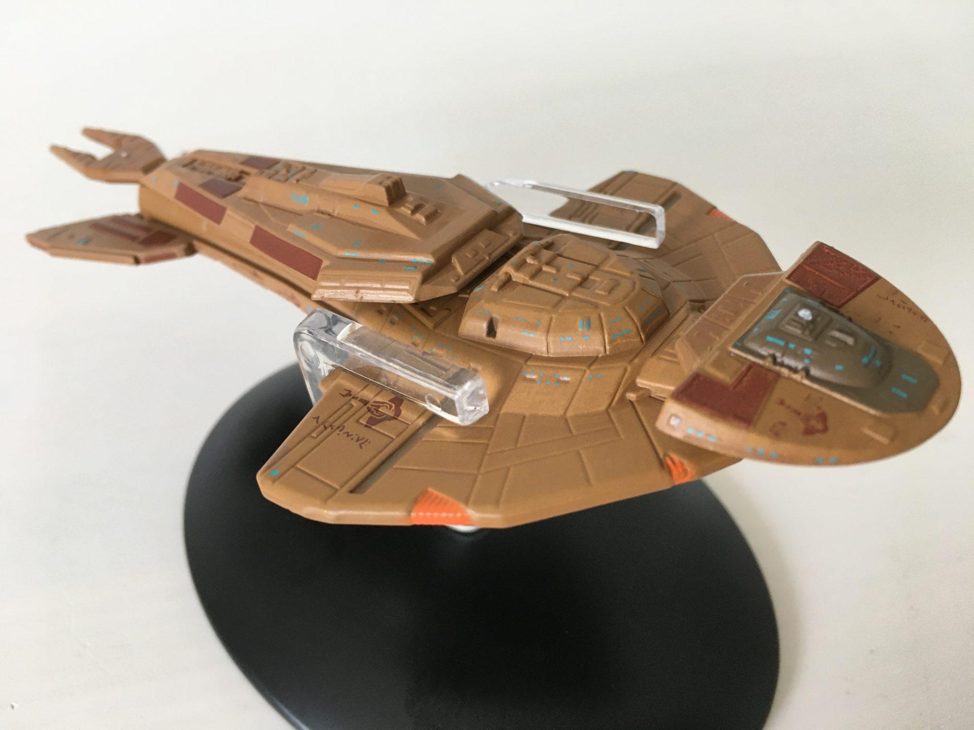 Die Keldon-Klasse der Cardassianer (Foto: Star Trek HD)