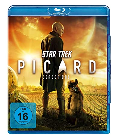 Star Trek Picard Season 1 Blu-ray