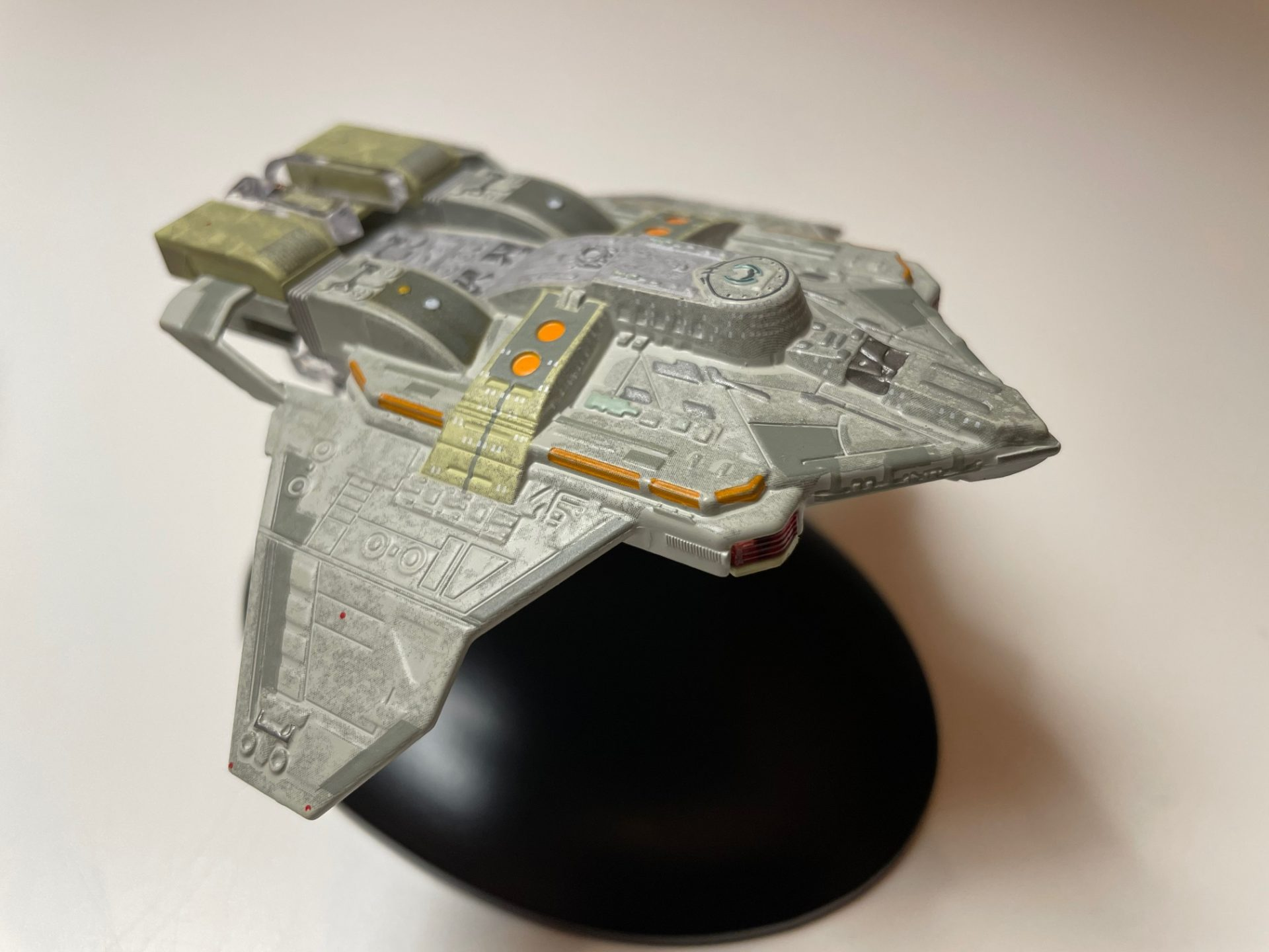 Die Nightingale von Eaglemoss Collections (Foto: Star Trek HD)