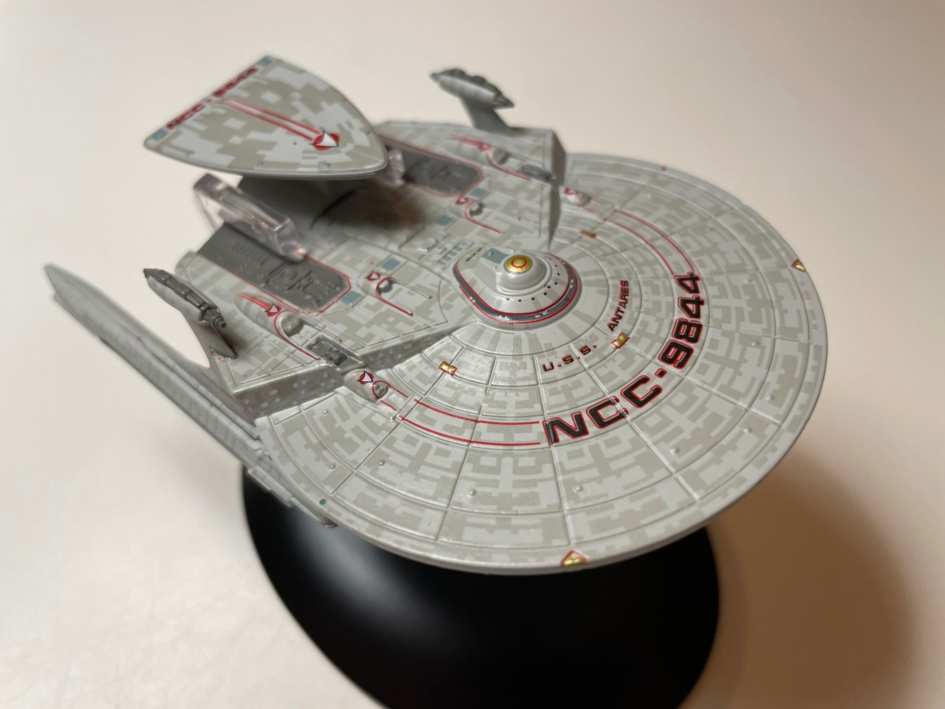 USS Antares von Eaglemoss Collections (Foto: Star Trek HD)