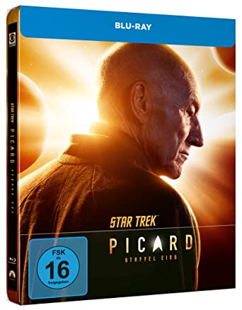 Star Trek Picard Staffel 1 Blu-ray Steelbook