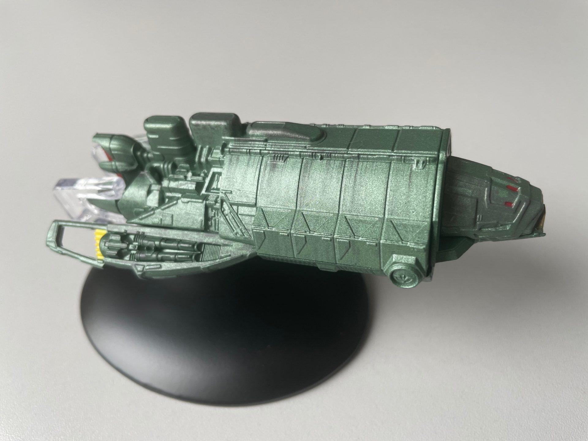 Klingonisches Transportschiff